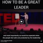 How To Be A Great Leader, A TED Talk By Simon Sinek